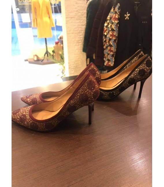Zapato glitter